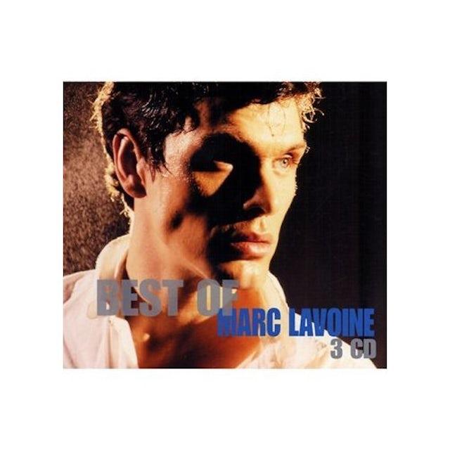 Marc Lavoine BEST OF 3CD CD