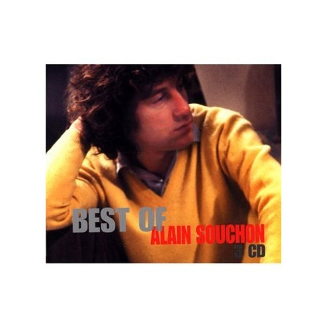 Alain Souchon BEST OF 3CD CD