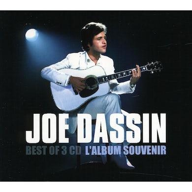Joe Dassin BEST OF 3CD CD