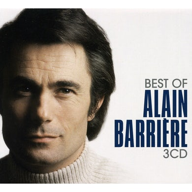 Alain Barriere BEST OF 3CD CD