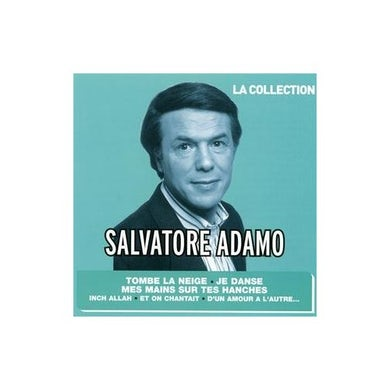 Salvatore Adamo COLLECTION CD