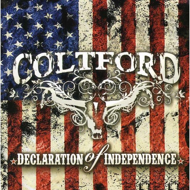 Colt Ford DECLARATION OF INDEPENDENCE CD