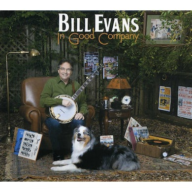 Bill Evans IN GOOD COMPANY CD