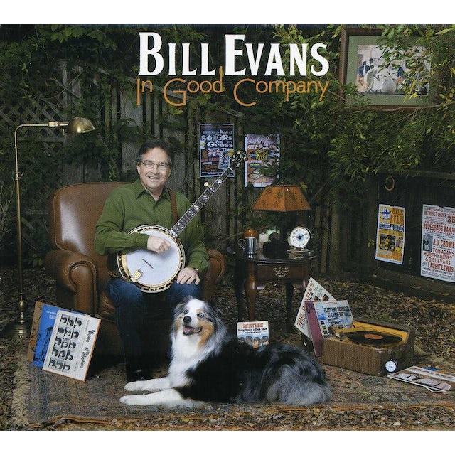 Bill Evans IN GOOD COMPANY CD