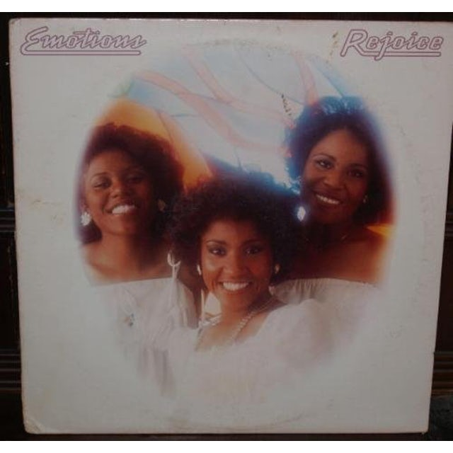 Emotions REJOICE Vinyl Record