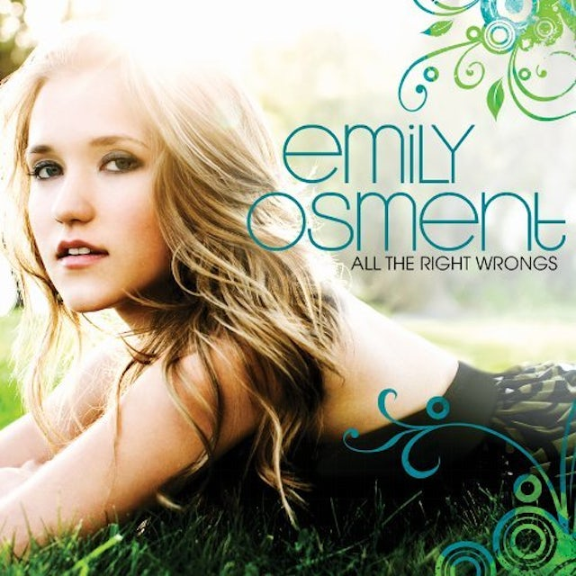 Emily Osment ALL THE RIGHT WRONGS CD