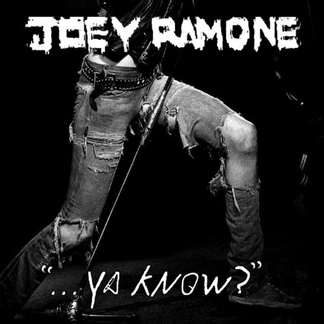 Joey Ramone YA KNOW Vinyl Record