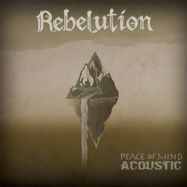 Rebelution PEACE OF MIND Vinyl Record