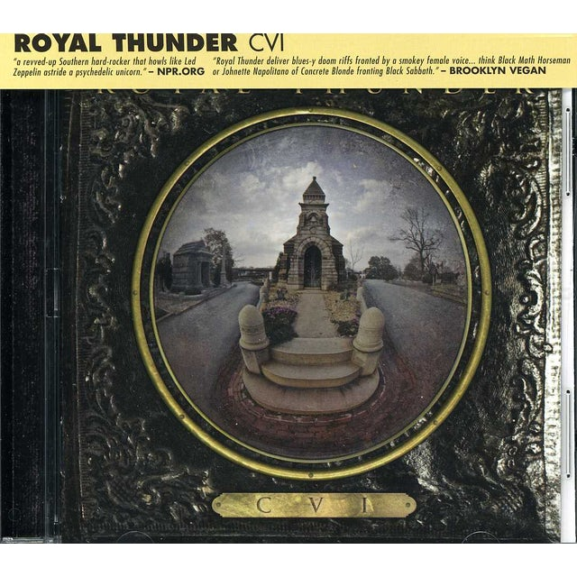Royal Thunder CVI CD