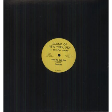 CLOUD ONE: PATTY DUKE Vinyl Record