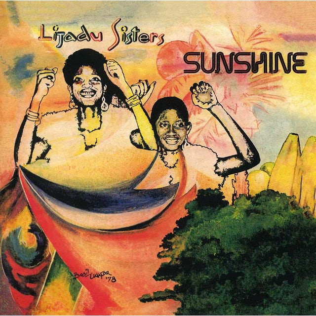 Lijadu Sisters SUNSHINE CD
