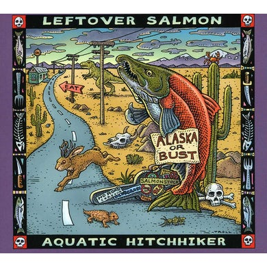 Leftover Salmon AQUATIC HITCHHIKER CD