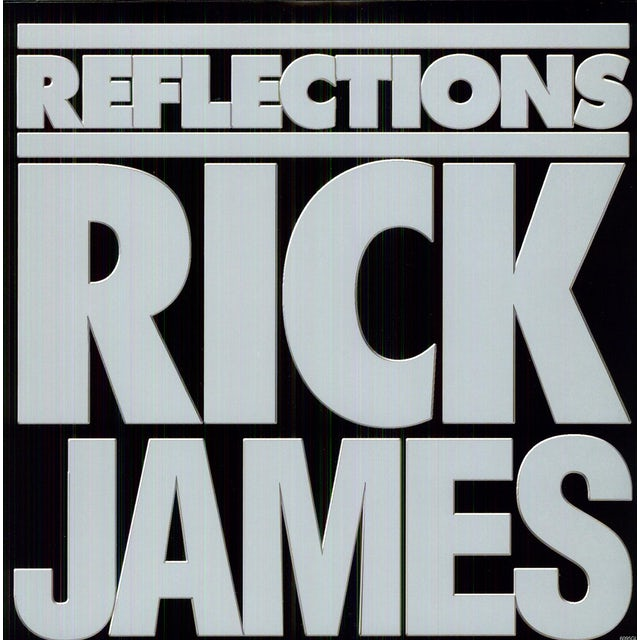 Rick James REFLECTIONS: GREATEST HITS Vinyl Record