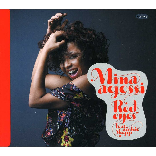 Mina Agossi RED EYES CD