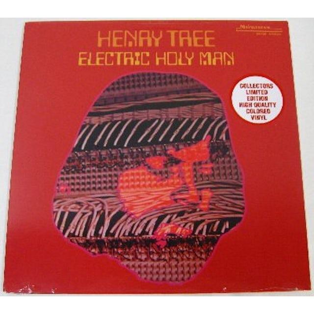 Henry Tree ELECTRIC HOLY MAN Vinyl Record