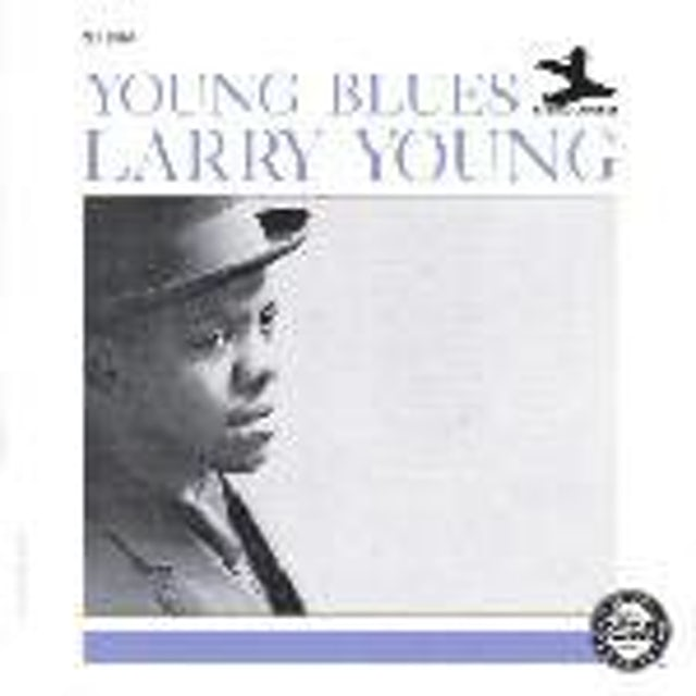 Larry Young YOUNG BLUES Vinyl Record