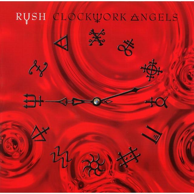 Rush CLOCKWORK ANGELS Vinyl Record