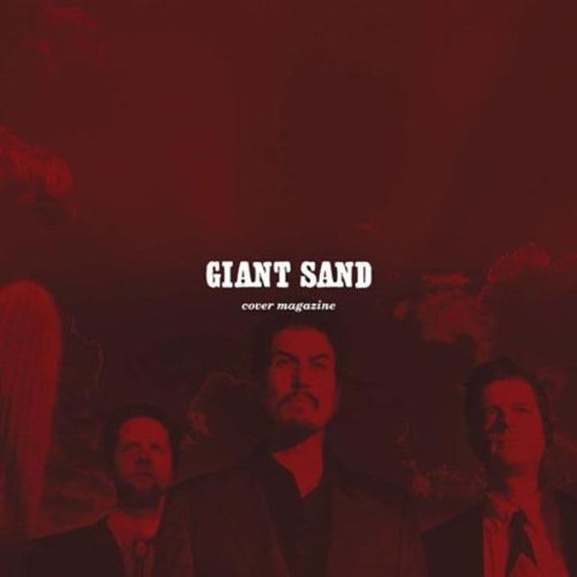 Giant Sand COVER MAGAZINE Vinyl Record - MP3 Download Included