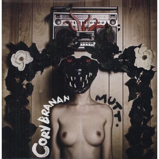 Cory Branan MUTT Vinyl Record