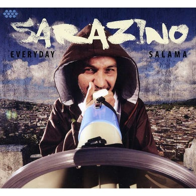 Sarazino EVERYDAY SALAMA CD