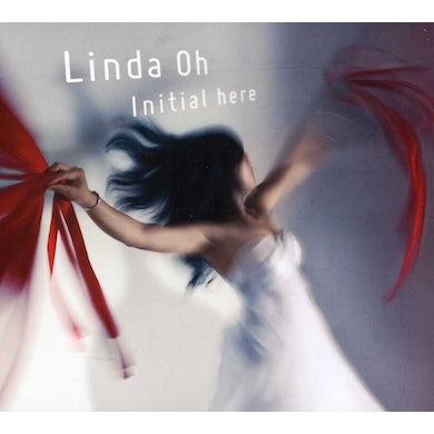 Linda Oh INITIAL HERE CD