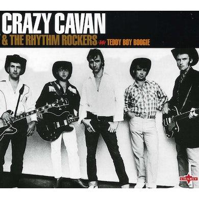 Crazy Cavan & Rhythm Rockers TEDDY BOY BOOGIE CD