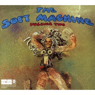 Soft Machine VOLUME TWO CD