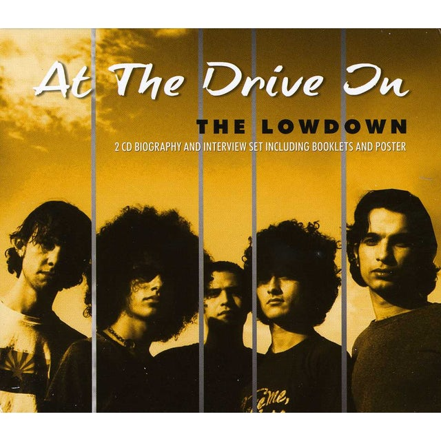 At The Drive-In LOWDOWN CD