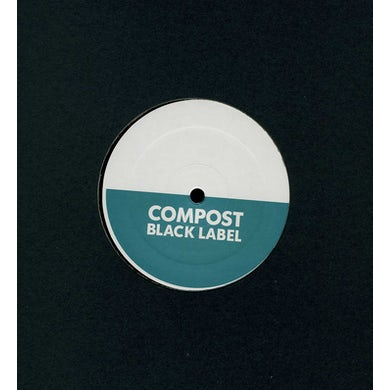Rey & Kjavik COMPOST BLACK LABEL 86 Vinyl Record
