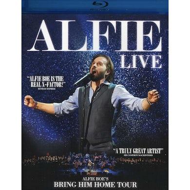ALFIE LIVE Blu-ray