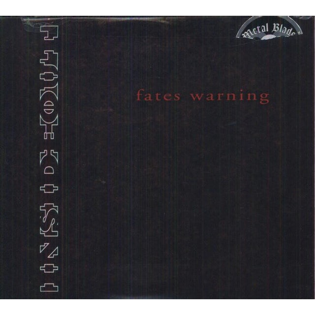 Fates Warning INSIDE OUT CD