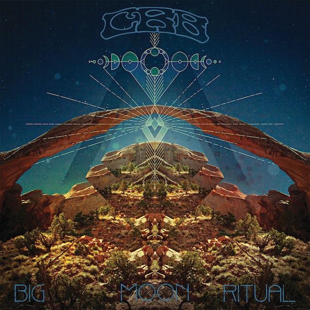 Chris Robinson BIG MOON RITUAL Vinyl Record