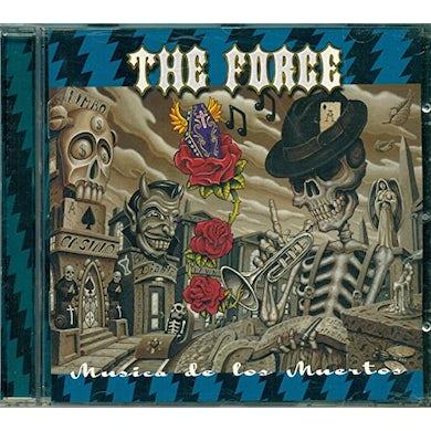 Force MUSICA DE LOS MUERTOS CD