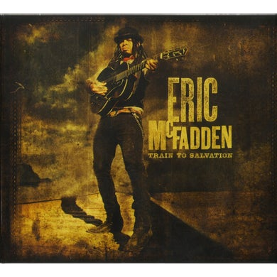 Eric McFadden TRAIN TO SALVATION CD