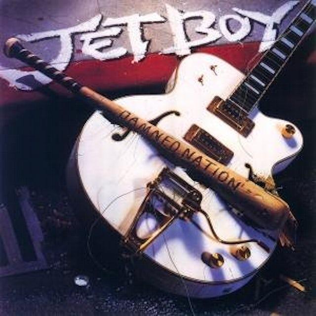 Jetboy DAMNED NATION CD