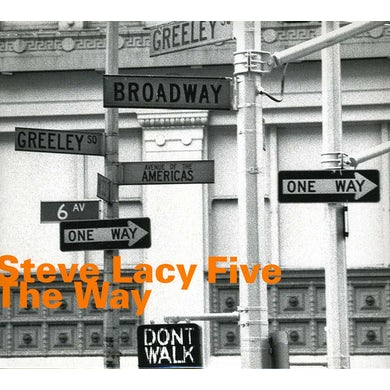 Steve Lacy WAY CD
