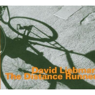 David Liebman DISTANCE RUNNER CD