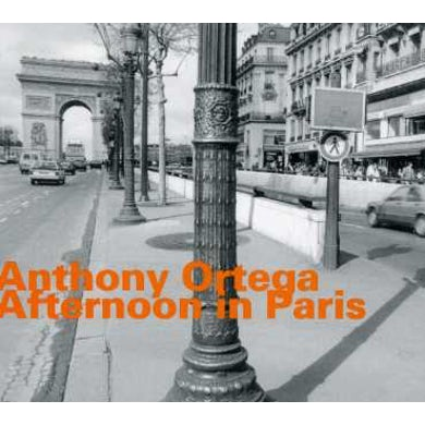 Ginesa Ortega AFTERNOON IN PARIS CD