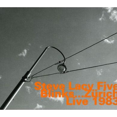 Steve Lacy BLINKS: ZURICH LIVE 1983 CD