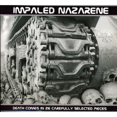 Impaled Nazarene DEATH COMES IN 26 CAREFULLY SELECTEED PIECES CD