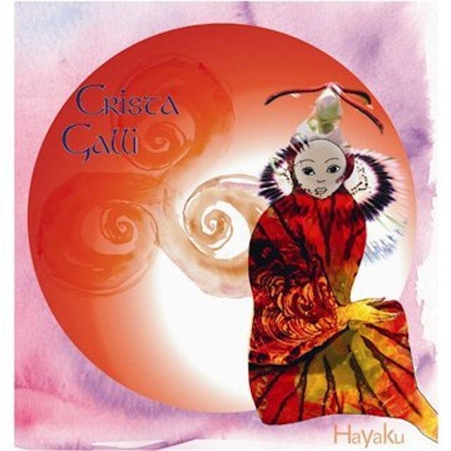 Crista Galli HAYAKU CD
