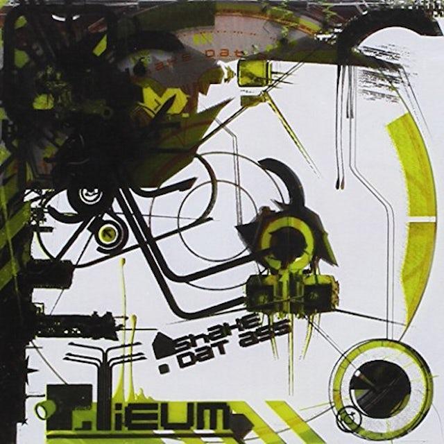 Dj Tieum SHAKE DAT ASS CD