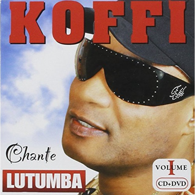 Koffi Olomide CHANTE LUTUMBA CD
