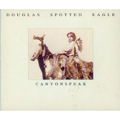 Douglas Spotted Eagle CANYONS CD
