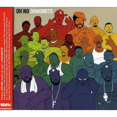 Oh No OHNOMITE CD