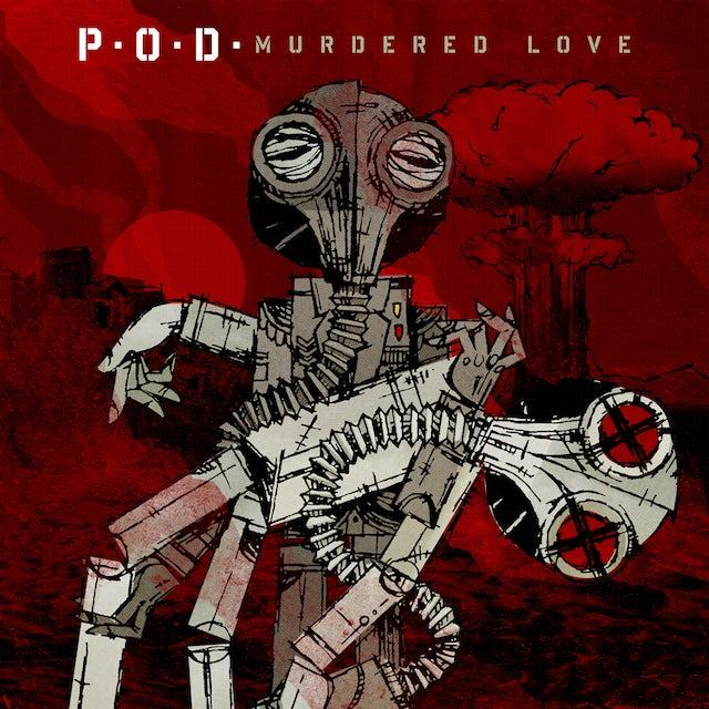 P.O.D. MURDERED LOVE CD