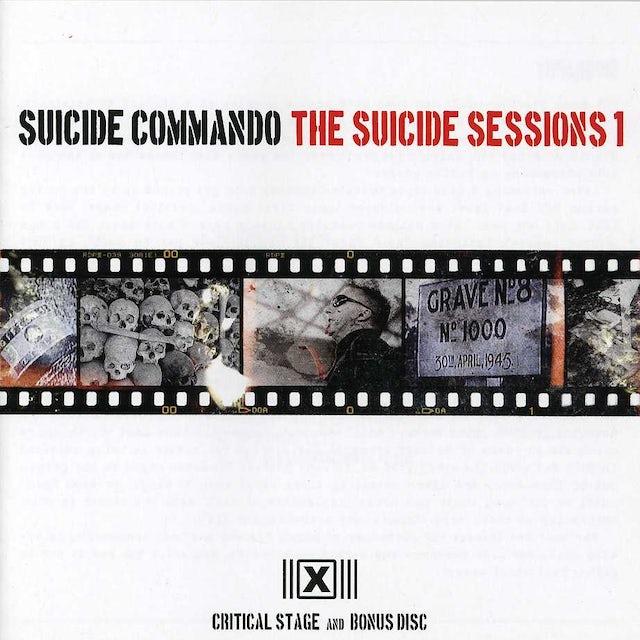 Suicide Commando SUICIDE SESSIONS 1 CD