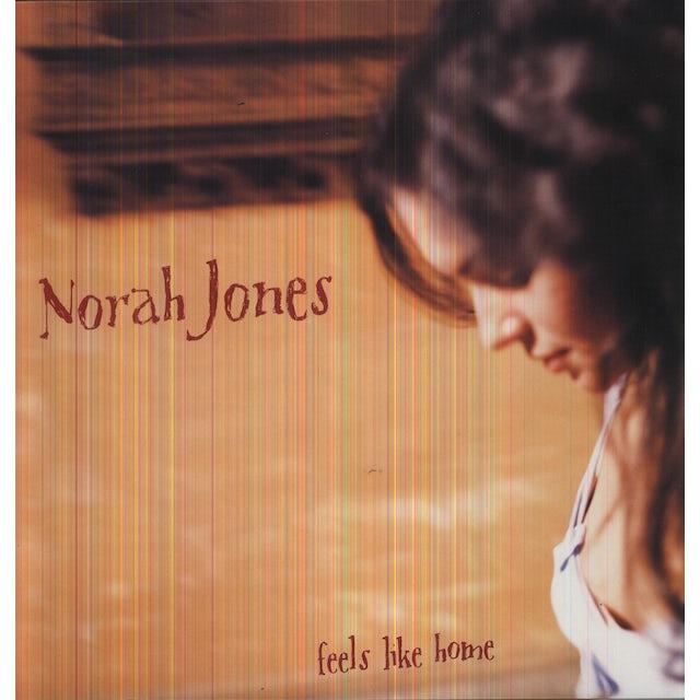 Norah Jones FEELS LIKE HOME Vinyl Record