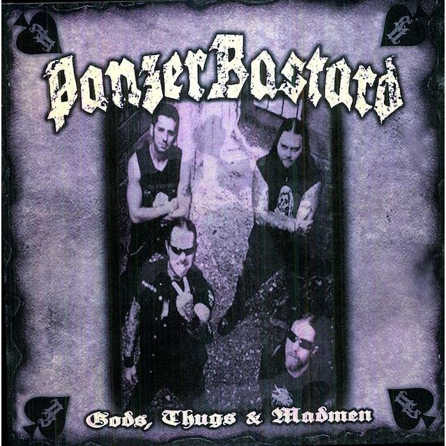 Panzer Bastard GODS THUGS & MADMEN Vinyl Record