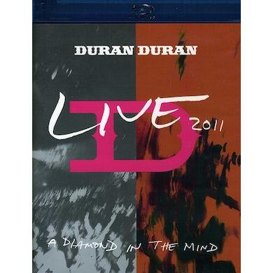 Duran Duran DIAMOND IN THE MIND Blu-ray